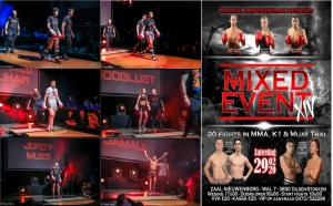 Mixed Event XIV op 29 febr 2020